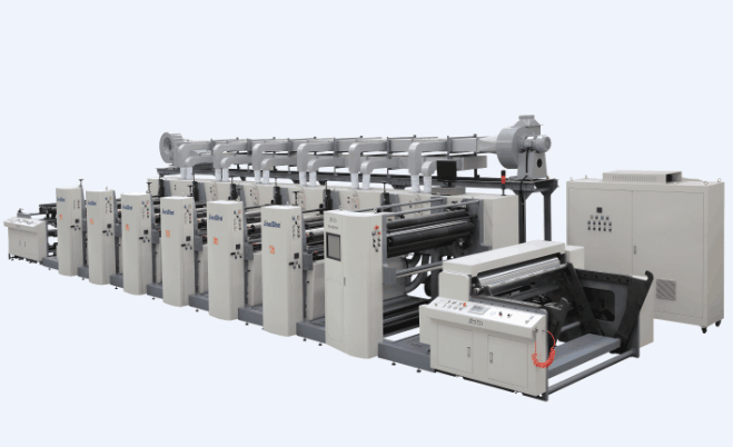 YT-C Series Unit-type Flexo Printing Machine