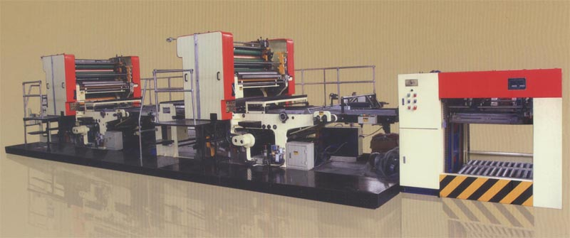 HYP45A-II Metal Printing Press