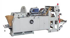 LMD-B Automatic High Speed Food Paper Bag Making Machine